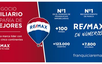 REMAX ESPAÑA EXPONE SU MODELO DE NEGOCIO DE ÉXITO EN EXPOFRANQUICIA 2019